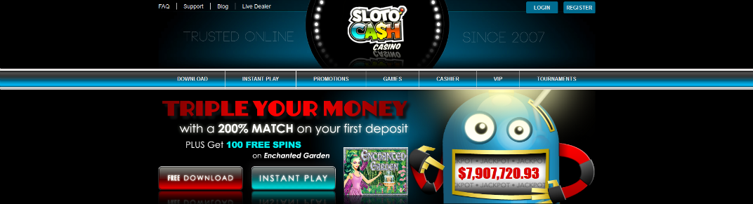 sloto cash interface and top 15 casinos for high rollers