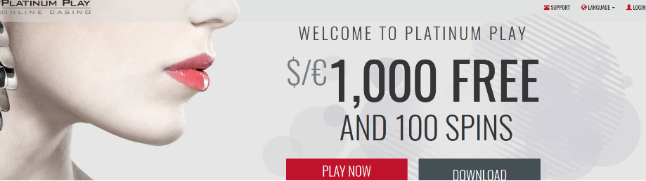 platinum play interface and top 15 casinos for high rollers