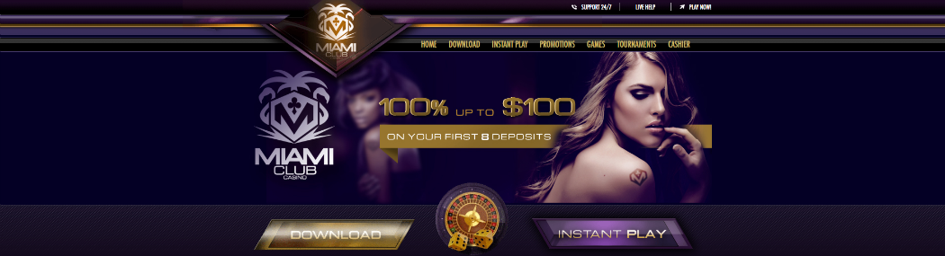 miami club interface and top 15 casinos for high rollers